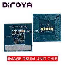 16 stücke 013R00663 013R00664 Bild Einheit chip für xerox Farbe C60 C70 60 70 550 560 570 laser kopierer trommel patrone reset K C M Y
