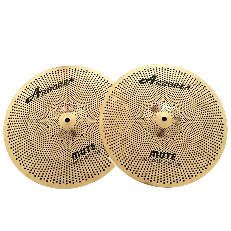 "Arborea Golden Mute 14 ""HiMAT Cymbal en venta"
