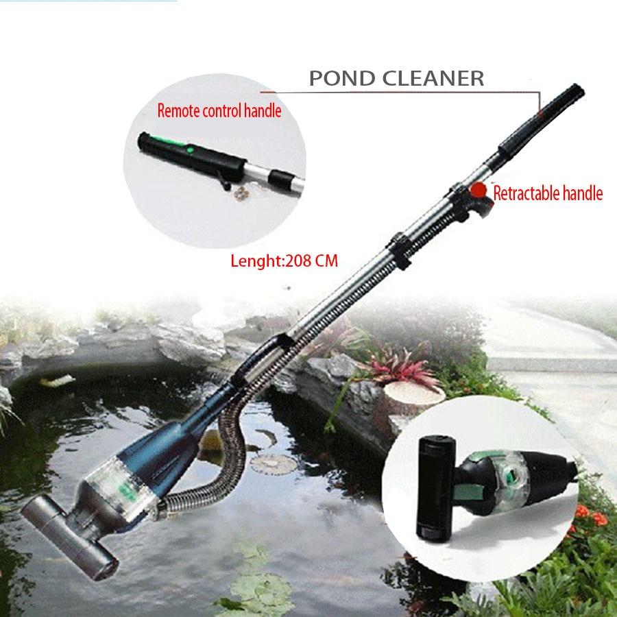 PC-1 מנקה בריכת דגי בריכה קוי מכונת יניקת 6 מטר צינור ישר הסרת אצות וסינון של פסולת חול דשא