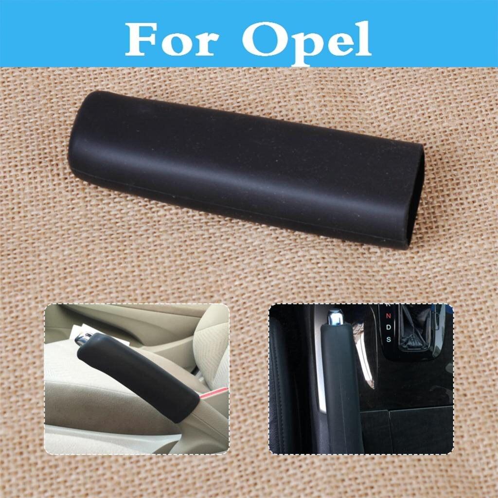 Funda antideslizante para freno de mano aparcamiento, funda para Insignia de Opel, Mokka, Insignia Opc, Carl Signum, Speedster, Tigra, Vectra, Opc Vita