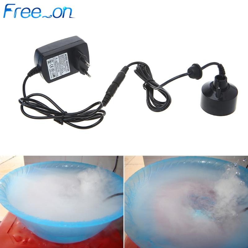 24V 1LED Super Ultrasonic Mist Creator nebulizador fuente de agua vaporizador