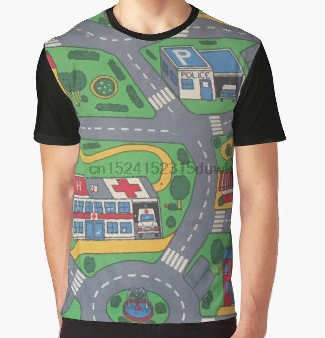 All Over Print T-Shirt Men Funy tshirt Playmat Short Sleeve O-Neck Graphic Tops Tee women t shirt