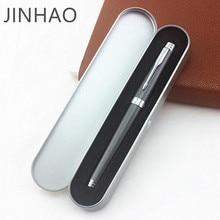 Stylo plume de luxe jinhao stylo encre moyen mat stylos plume haute qualité dolma kalem école nom de bureau cadeau papeterie