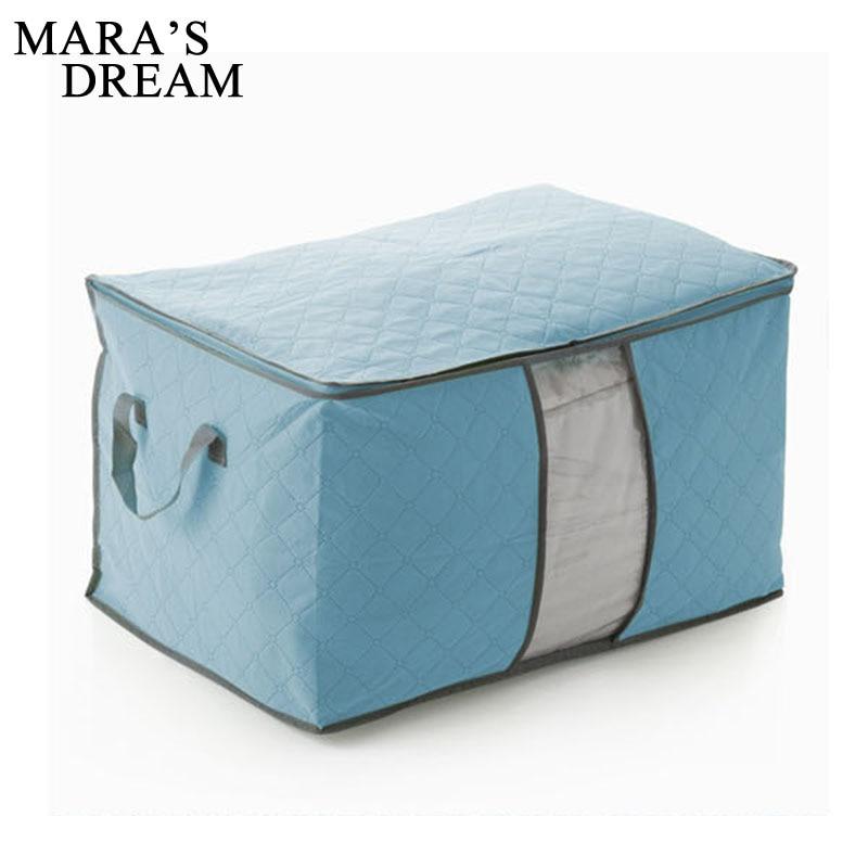 Сумка для багажа Maras Dream, сумка для багажа с бамбуковым углем, домашняя, Пыленепроницаемая сумка, складная сумка для одежды, вместительные су...