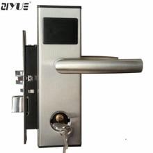 Di promozione di Vendita Calda! Elettronica RFID Chiave Dellhotel Blocco Della Carta per Hotel RF di Carta FOB T5557 Em4305 Carte ET100RF
