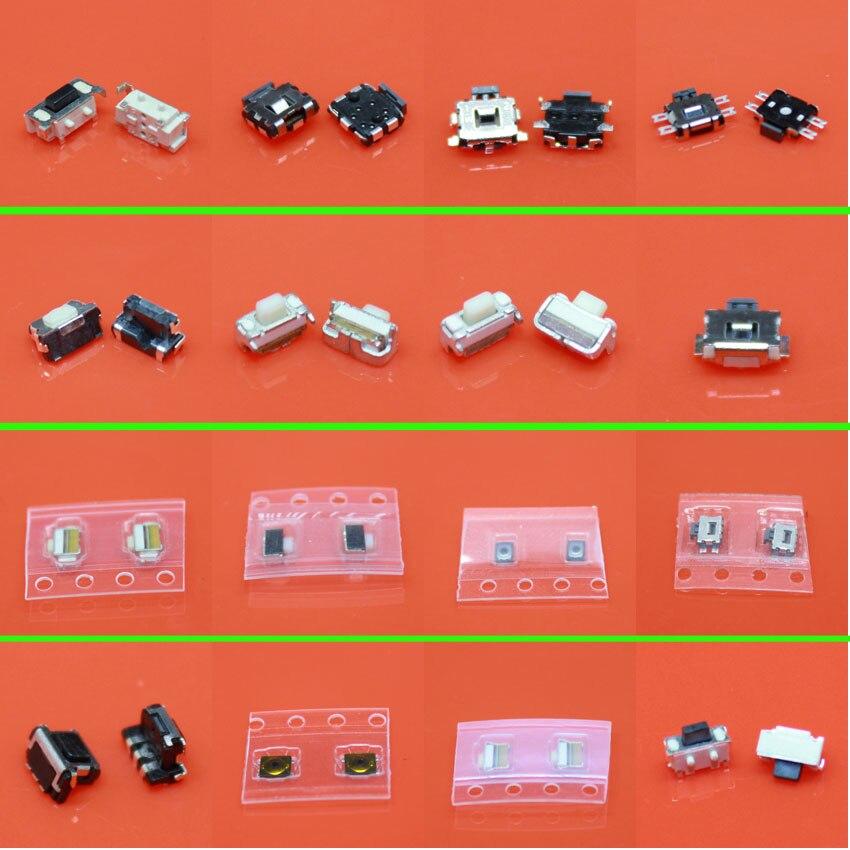 Microinterruptor táctil para móvil, pulsador táctil para Samsung S2, S3, S4, Note3,...