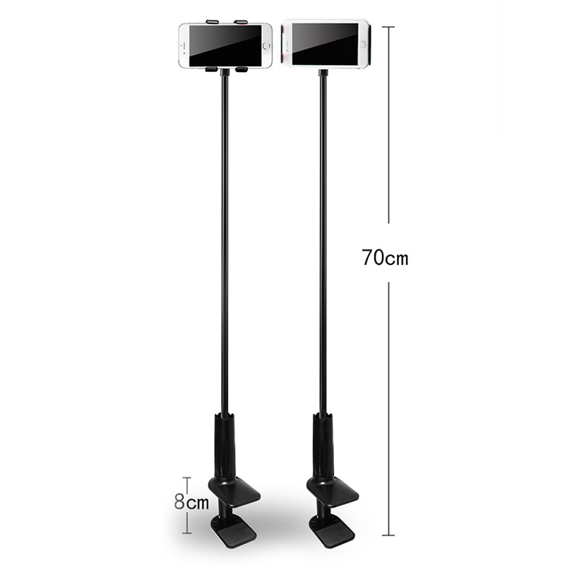 360 Degree Long Arm Flexible Lazy Desk Bed Tablet Stand Holder For Iphone Ipad Air Mini 4-10 Inch Tablet Phone Mount Bracket enlarge