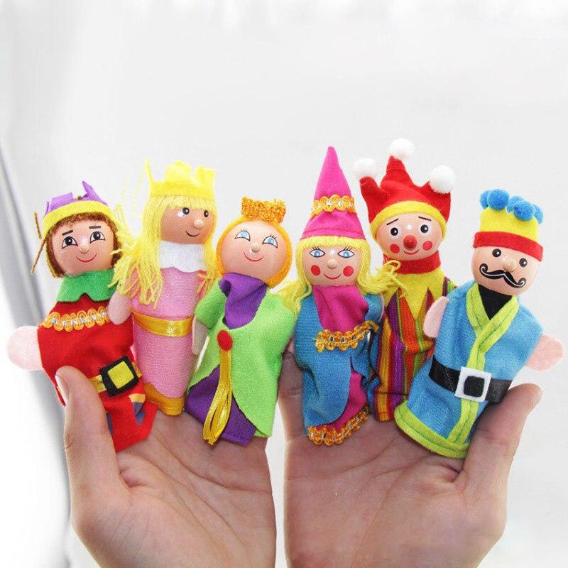 Marionetas de dedos de peluche, juguete para el dedo del teatro, juguetes educativos para niños, Storys, varias muñecas de felpa, marionetas de dedos para niños, muñecos de juguete