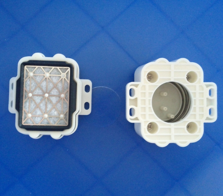 2 pçs/lote WIT-COLOR Ultra9000/9100/9200 Impressora Da Série Cap Tampando Top