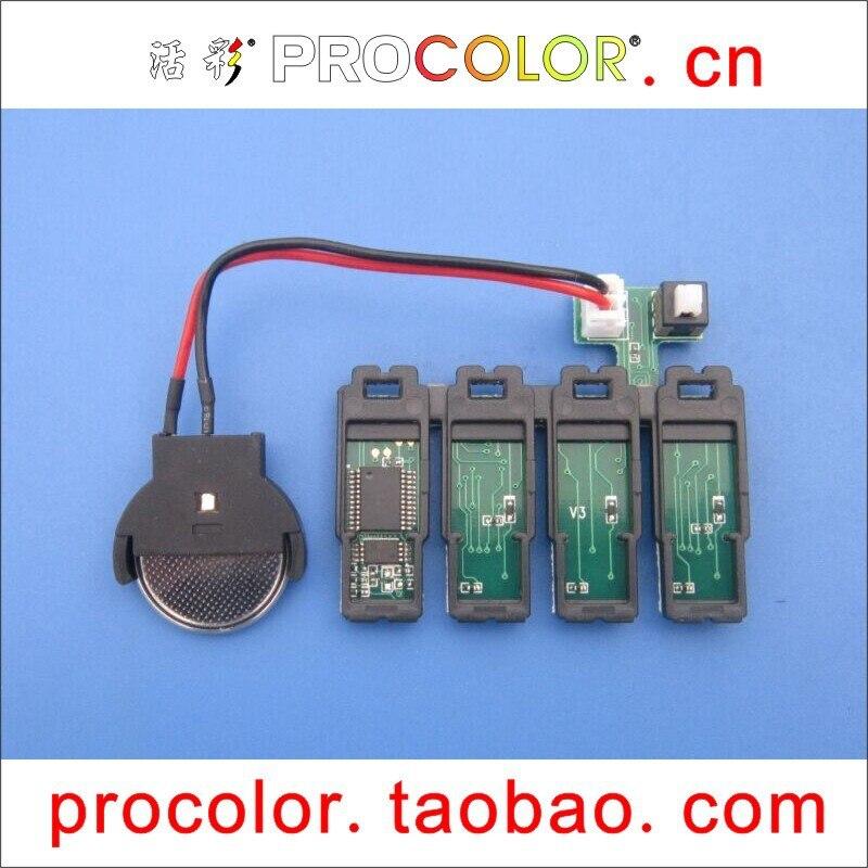 Arco de Ciss para Epson Chips Xp225 xp 225 322 325 422 Xp-322 Xp322 Xp-325 Xp325 Xp-422 Xp422 Xp425 Xp-425 T1801 T1811 18 Xp-225