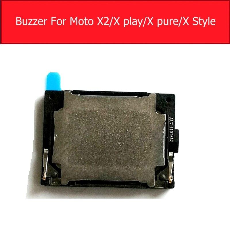 Altavoz alto para Motorola Moto X2 X + 1 X Play XT1563 zumbador timbre para Moto X Pure X Style XT1575 XT1570 piezas de altavoz de sonido fuerte
