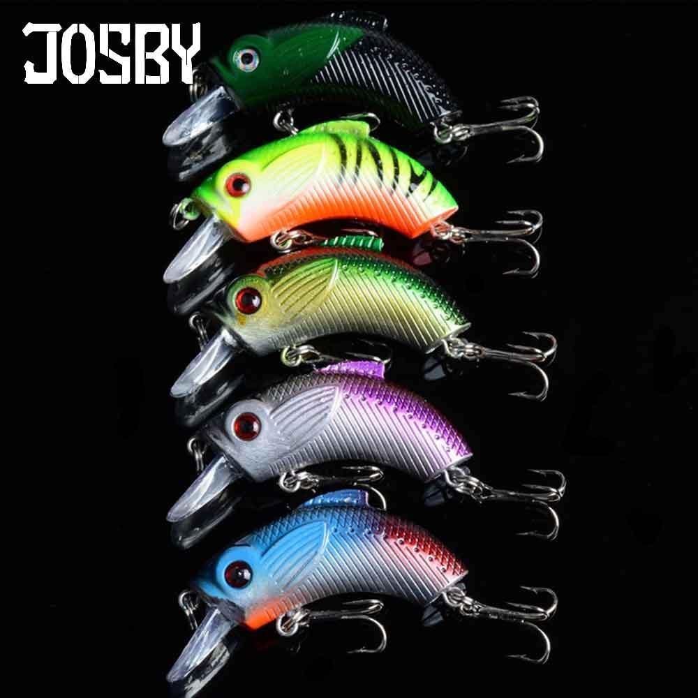JOSBY 1Pcs Crankbait fishing Wobblers 14g 10cm artificial Crank Bait Bass Fishing Lure pike trolling pesca carp Fishing Tackle