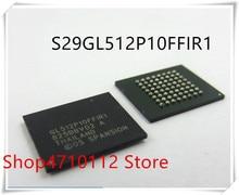 Nuevo 10 unids/lote GL512P10FFIR1 S29GL512P10FFIR1 S29GL512 GL512 BGA-64 IC