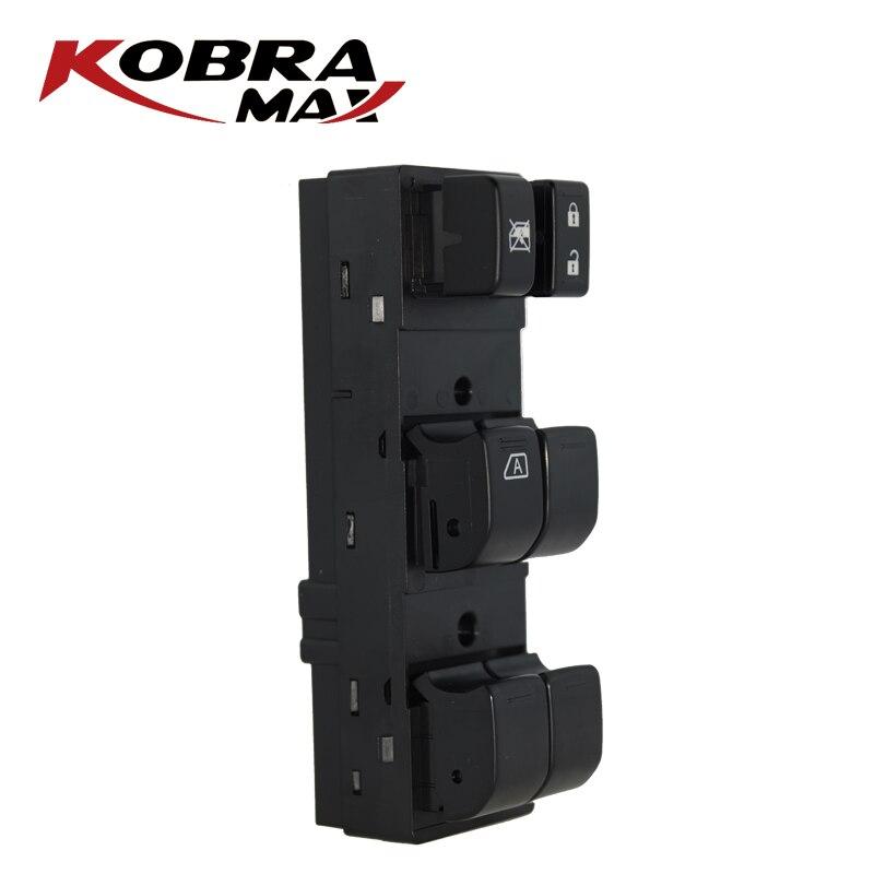 Interruptor Da Janela de Poder KobraMax N17 25401-3AW0A para NISSAN Sunny Qashqai acessórios do carro