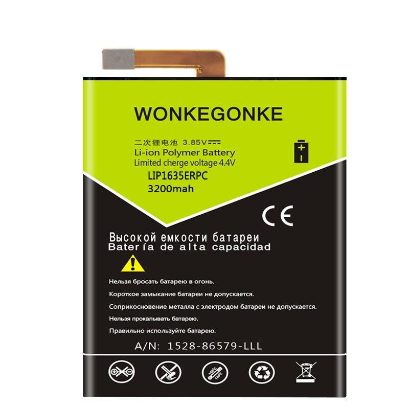 1 Batería para sony Xperia XA1, G3125, G3123, G3112, G3121, G3116, 3200mah, pint1635erpzs