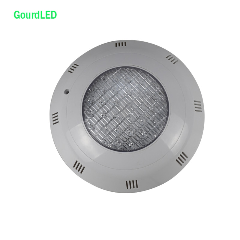 Luz de piscina LED impermeable IP68, 24W, 36W, RGB, CA/CC, 12V, luces...