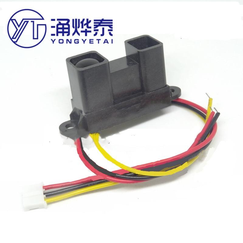 Sensor infravermelho da distância do módulo gp2y0a02yk0f 20-150cm do sensor da escala