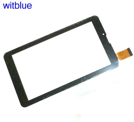 "Witblue New Touch screen digitizer For 7"" Irbis TZ723 3G TZ 723 TZ713 TZ717 TZ716 Tablet touch panel replacement glass Sensor"