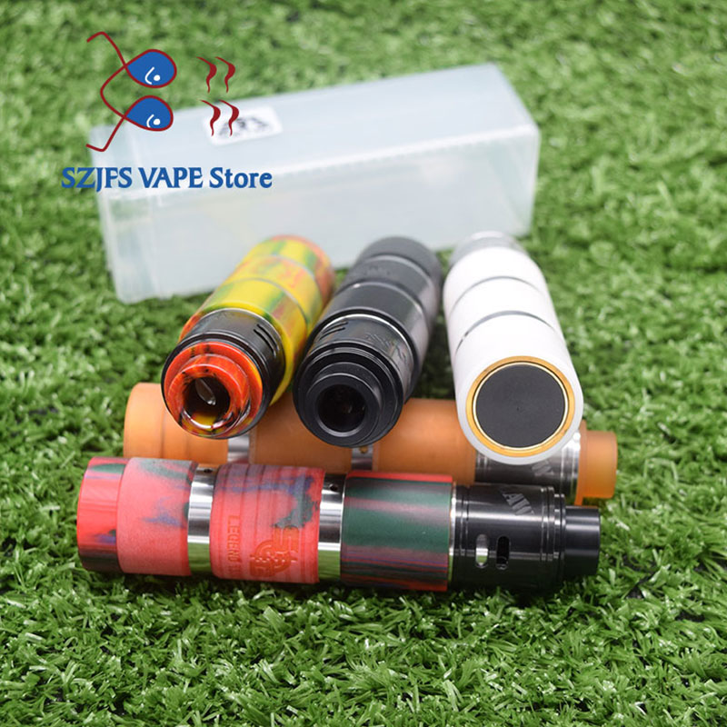sob mod kit 18650 vape vaporizer Kit of electronic cigarette vape mechanical vs Goon v1.5 RDA/ Avidlyfe /Kayfun/ atto  25 mods enlarge