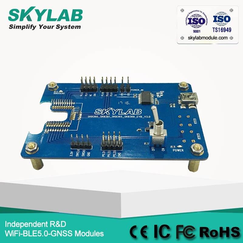 Skylab Bluetooth ble A Basso Consumo Energetico 4.0/4.2/5.0 modulo nRF51822/nRF52832/nRF52840 DK kit di sviluppo