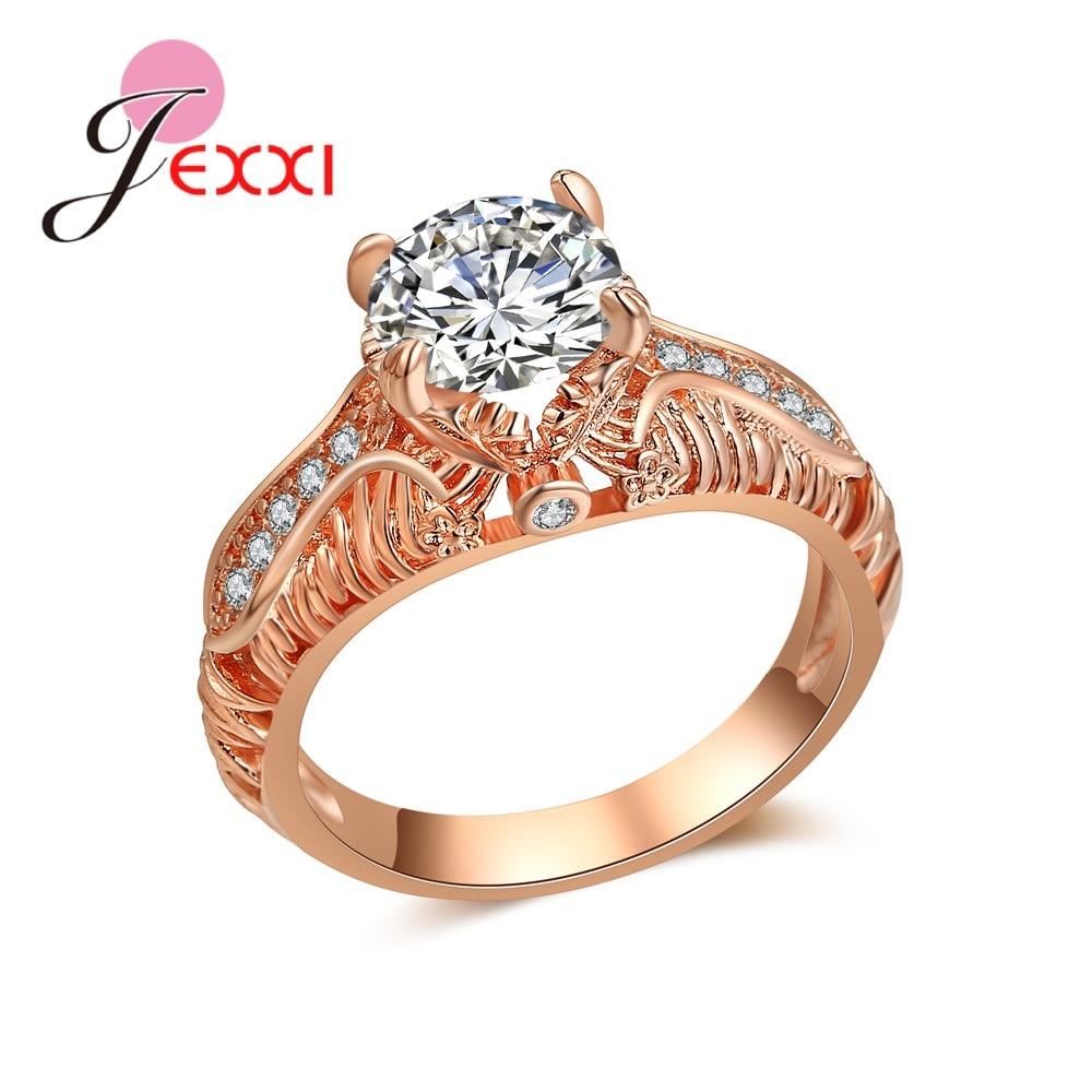 Роскошное-очаровательное-кольцо-цвета-розового-золота-с-большим-кристаллом-Классическая-мода-кольцо-модное-свадебное-ювелирное-изделие-м