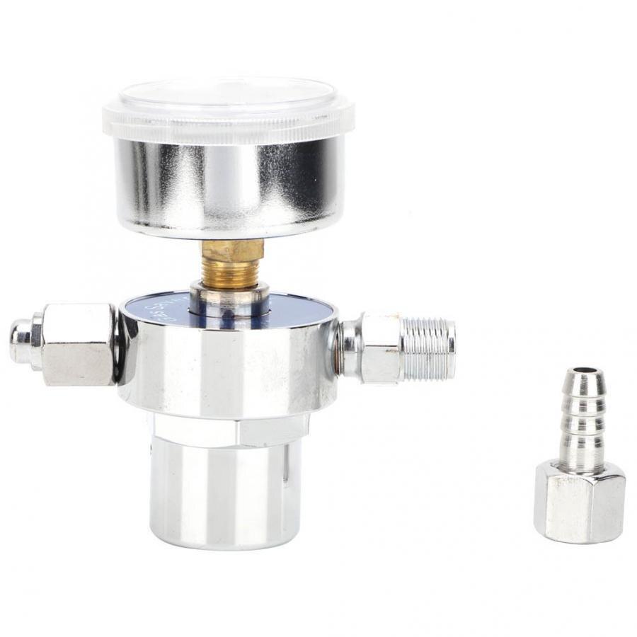 Regulador de Gas WX91-1 nuevo Economizador de argón CO2, reductor de presión de hilo femenino M12 * 1, regulador de argón