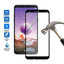 For LG Q Stylo 4 Tempered Glass 9H 2.5D Premium full cover Screen Protector Film For LG Stylo 4 Q710