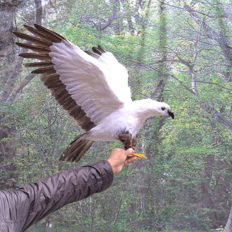 new simulation wings eagle model foam&furs big eagle gift about 90x45cm 1237