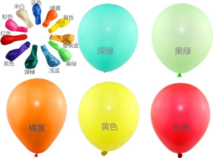 10000 stücke/los 1,2g Latex ballon Helium Perle luftballons Hochzeit globos Party Geburtstag Kugeln Klassischen spielzeug weihnachten geschenk becky