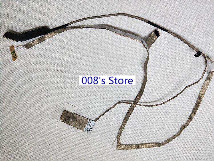Novo Cabo LCD Para Lenovo ThinkPad 04 E540 HD 720 p FHD 1080 p Laptop Vga X 4329 DC02001VHA0 Notebook tela LVDS Vídeo Flex