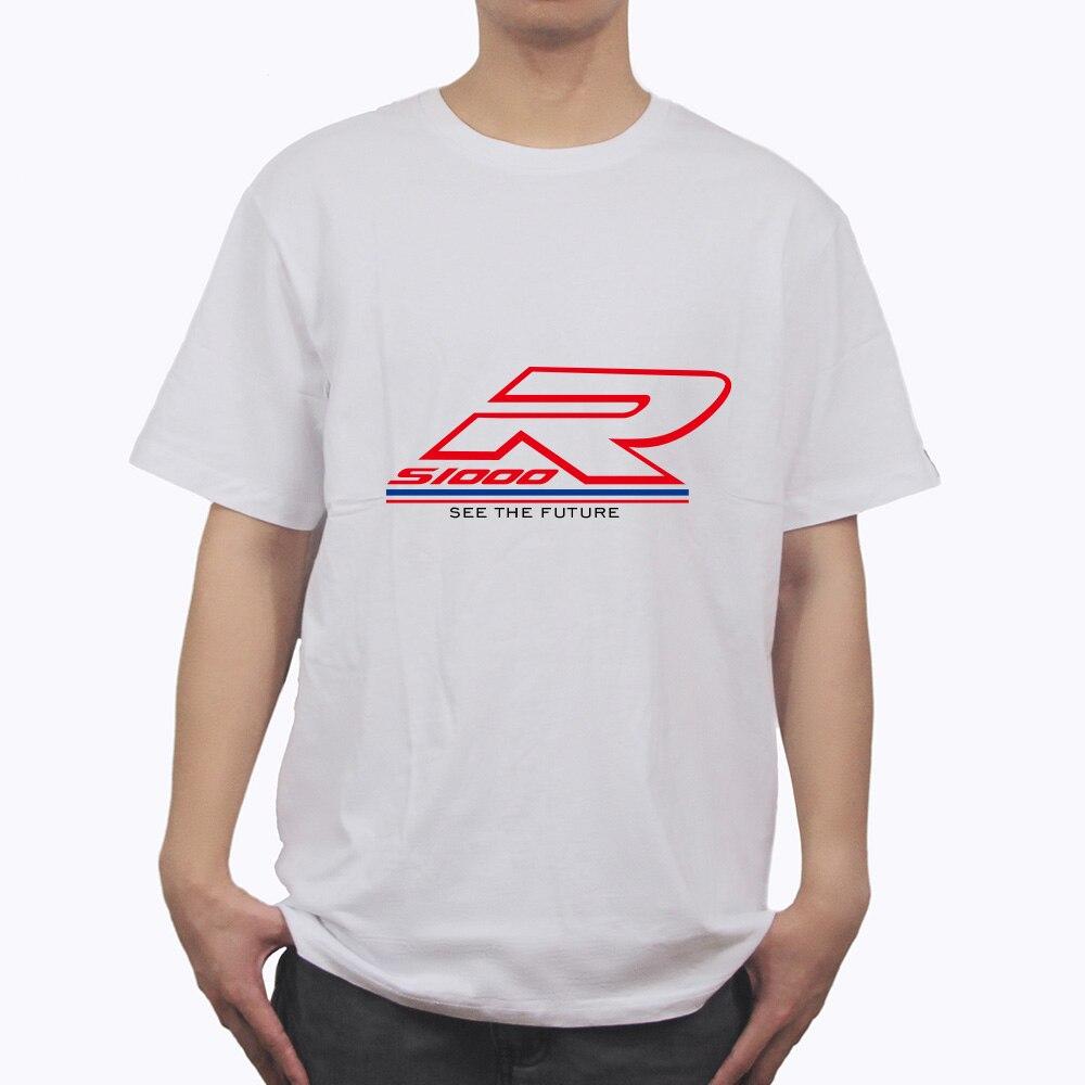 KODASKIN Tshirt Casual Short Sleeve O-neck T-shirt  Shirt for S1000R enlarge
