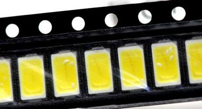 4000 قطعة 5730 الأبيض الأحمر الأخضر الجليد الأزرق الوردي الأرجواني البرتقال SMD5730 LED 5630 السوبر مشرق رقاقة SMD5630 5730SMD LED ضوء الخرز