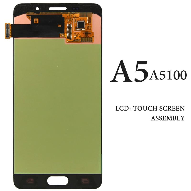 شاشة سامسونج A5 2016 LCD 5.2
