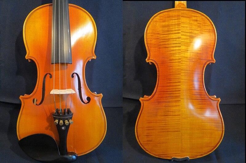 Violín Maestro de la marca SONG estilo Stradivarius 4/4, sonido enorme y potente #11962