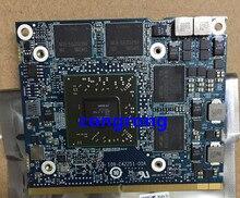 Для Dell Precision M4600 M4700 M4800, Мобильная рабочая станция для AMD ATI FirePro M4000 GDDR5, 1 ГБ, VGA, чехол для видеокарты