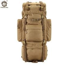 Nouveau sac à dos tactique militaire 70L sacs de Camping de grande capacité sac de sport en plein air sac à dos de randonnée pour hommes sac à dos de voyage