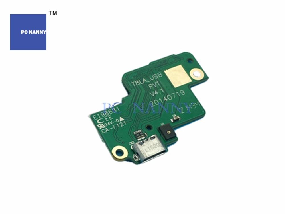 PC NANNY  For Lenovo S8-50 S8-50F USB Board T8LA_USB USB Charging Port Board  WORKS