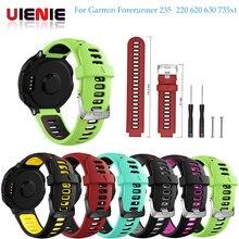 Nouveauté pour Garmin Forerunner 735XT bracelet dragonne pour Garmin Forerunner 230 235 220 620 735XT bracelet de montre intelligente