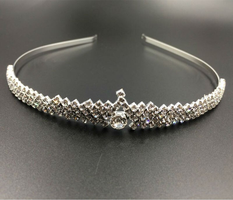 Brilhando cristal Fashional estilo moderno Headband Hairbands for Girls Headwear acessórios de cabelo para as mulheres YW427
