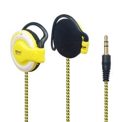Shini Q141 Sport Kopfhörer Musik bass Ohrhörer Lauf Stereo Kopfhörer Ohrbügel-headset Freisprecheinrichtung Für iPhone4/5/6 Samsung