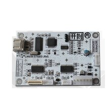 Placa base studio labs soporte 3 softwares laserdraw corelaser winsealxp para grabador láser