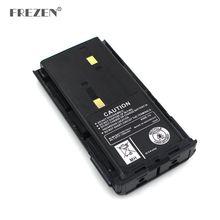 Ni-MH-batterie 1200mAh 7.2V   Pour walkie-kenwood, batterie 4 mAh, V, pour walkie-kenwood et Radio bidirectionnel TK2107