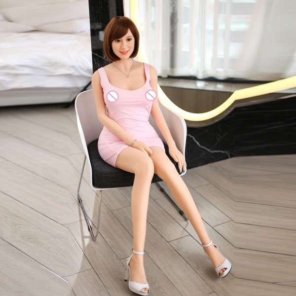 165cm hisw grandes pechos sexy realidad sexy realista muñecas anal vaginal oral muñeca belleza completa TPE y esqueleto de metal