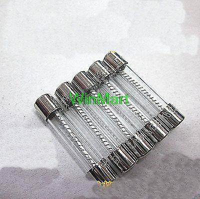 10 шт. стеклянные трубчатые предохранители 6x30 мм 250 В 1 А|tube deformation|tube centrifugefuse anl |