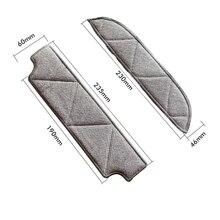 2 pcs In Microfibra Pulire Panno di Pulizia Mop per Ecovacs Winbot W710 W730 TBW60TG TBW61 WRN60 WRN70 Parti per Vaccum cleaner