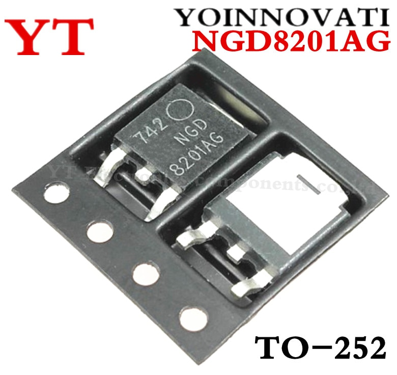NGD8201ANT4G NGD8201AN NGD8201 NGD8201AG 8201 8201AG TO-252, бесплатная доставка, 10 шт./лот