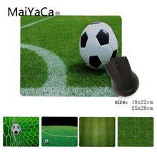MaiYaCa nouveau Design terrain de Football anti-dérapant Durable en Silicone tapis dordinateur anti-dérapant tapis de souris tapis de souris tapis de souris tapis de souris