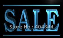 LK203- SALE Discount Lure Display   Light Sign    home decor  crafts