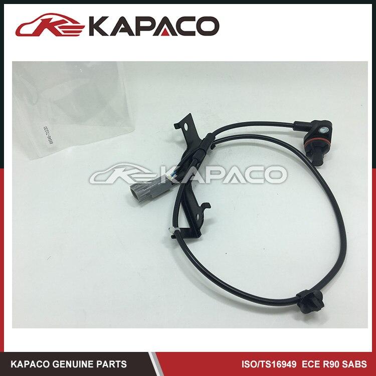 Nuevo Sensor de velocidad trasero izquierdo ABS 89546-71030 8954671030 para Toyota Fortuner Hilux