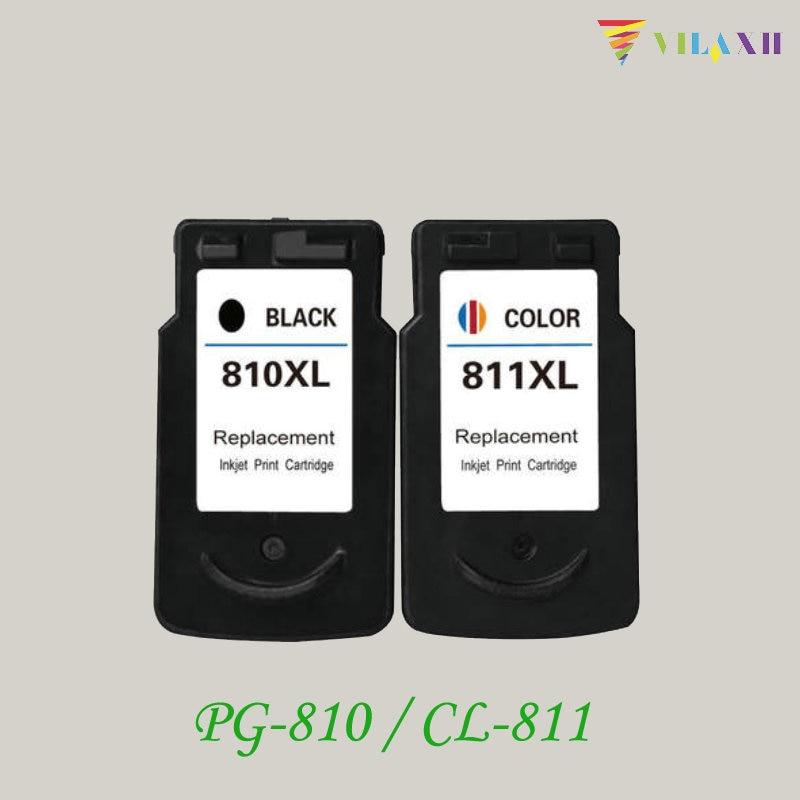 PG-810 CL-811 cartucho de tinta para Canon PG 810 CL 811 pg810 PIXMA iP2770 iP2772 MX328 MX338 MX347 MX357 MP237 MP245 MP258 MP268